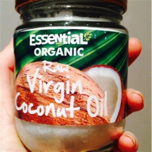 coconut oil ! by Julia