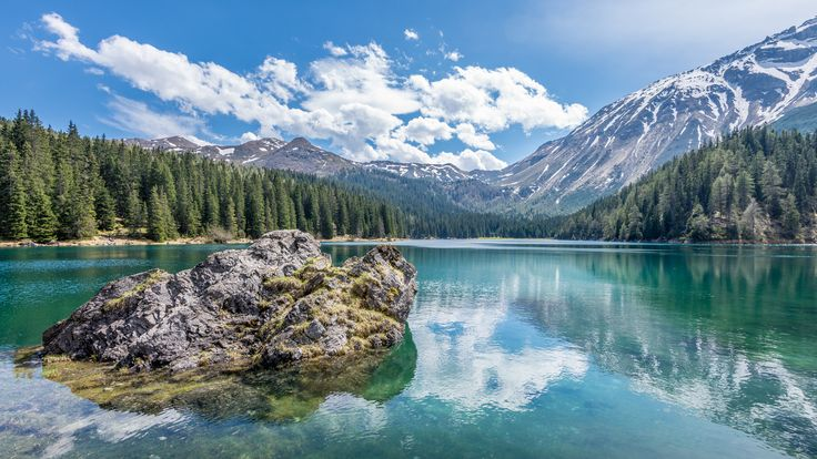 Big Stone at Obernberger See by Alexander Simper on 500px