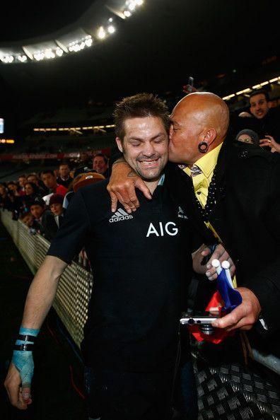 Richie Mccaw Photos - New Zealand v Australia - Zimbio