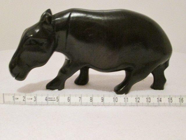 Ebony wood - Hippo