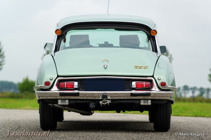 Citroen DS 21 Pallas 1972