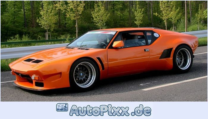 Fast Five was on the other day and while I was watching Vince drive a Pantera into the desert sunset it occurred to me that I don't post nearly enough Panteras on this site. It's no …
