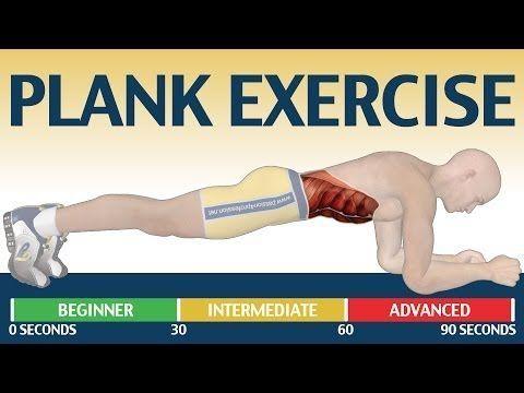 Este ejercicio es más eficaz que 1.000 abdominales: requiere 60 segundos al día y en sólo un mes tu abdomen estara plano!!!! – Viviendo En Salud