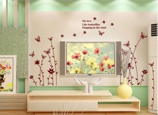 68 best Wall Sticker on YYone images on Pinterest   Wall decor, Wall ...