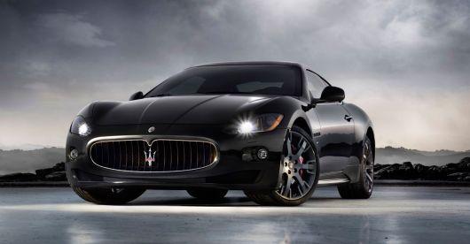 2008 Maserati GranTurismo S.