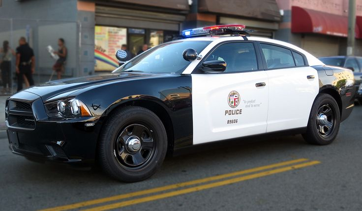 https://flic.kr/p/fGbvuC | LAPD Dodge Charger | Shop 89606. One of a small number currently used by LAPD.