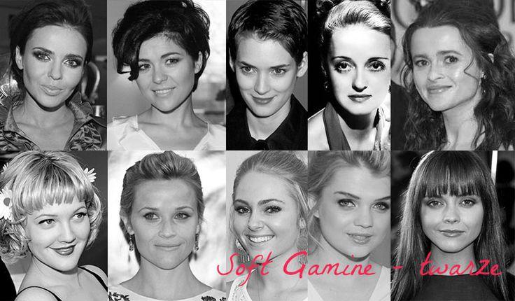 SOFTT GAMINE twarze/faces. From getthelook.pl (Greta Kredka).