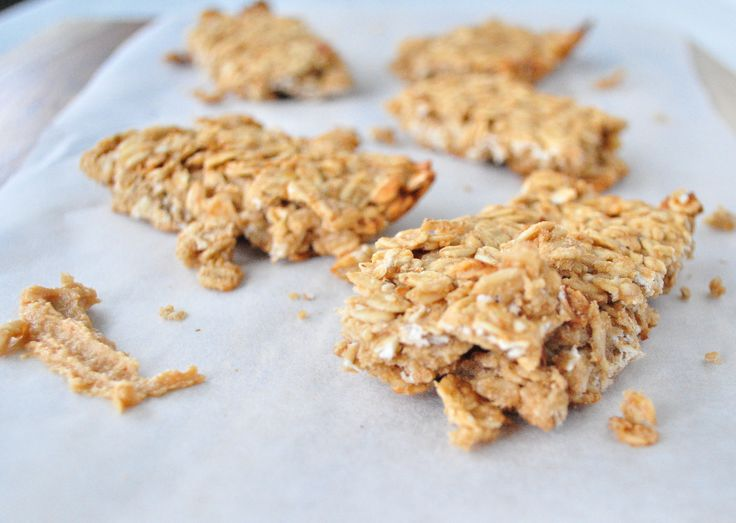 Peanut Butter Granola Bars (mywholefoodlife). Ingredients: oats ...