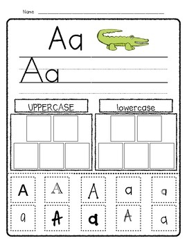 The Alphabet Pack (Freebie)