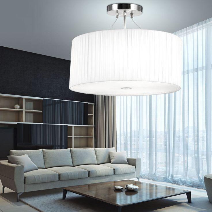 DESIGN HÄNGE Lampe Schlaf Wohn Zimmer Beleuchtung Textil Decken Leuchte weiß -… DESIGN HÄNGE Lampe Schlaf Wohn Zimmer Beleuchtung Textil Decken Leuchte weiß – EUR 54,90. Leuchtentyp: DeckenleuchteGestell: Nickel-mattLampenschirm: Plissee, weißMaße DxH in cm: 45x36Fassung: 3x E27 Audio & Hifi . DJ-Equipment . Auto-Hifi . TV, Sat & DVD . Küche & Haushalt . AUDIO & TECHNIK Audio & Hifi DJ-Equipment TV, SAT & DVD Elektronik Sicherheitstechnik Auto-Hifi . KÜCHE & HAUSHALT Pflege- & Wellnessgeräte Klima- & Heizgeräte Töpfe & Bratpfannen Haushaltsgeräte Küchengeräte Minibars & Min
