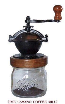 Camano Coffee Mill Amazon
