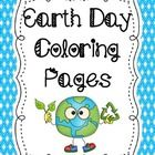 """This set of 2 coloring pages is from my """"Hooray for Earth Day"""" language pack, which can be found here  It's perfect for K-2 and includes lots of go..."""