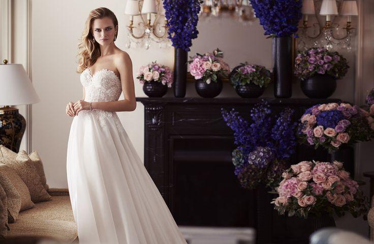 Caroline Castigliano Paislee Wedding Gown