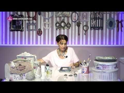 Cadence Eskitme Pudrası ve Dora Perla Rölyef Uygulaması | Nasıl Yapılır? - YouTube