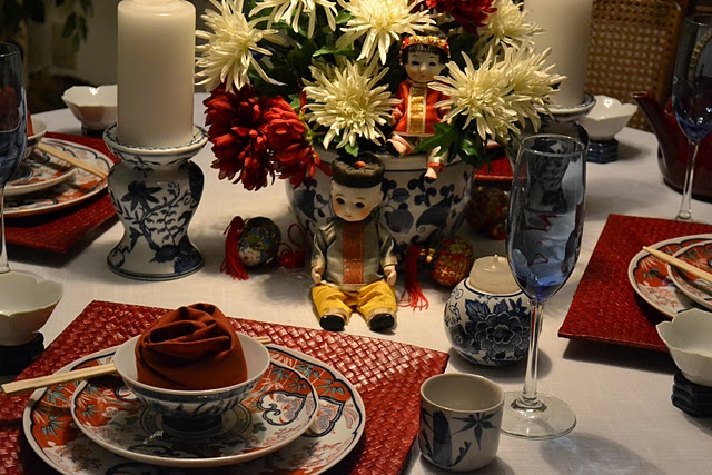 asian tablescape tablescapes pinterest new year 39 s