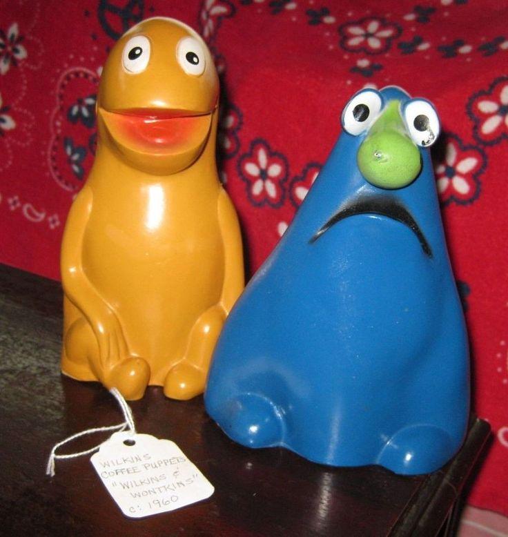 Jim Henson's Puppets Pre Sesame Street Kraml Milk Wilkins ...