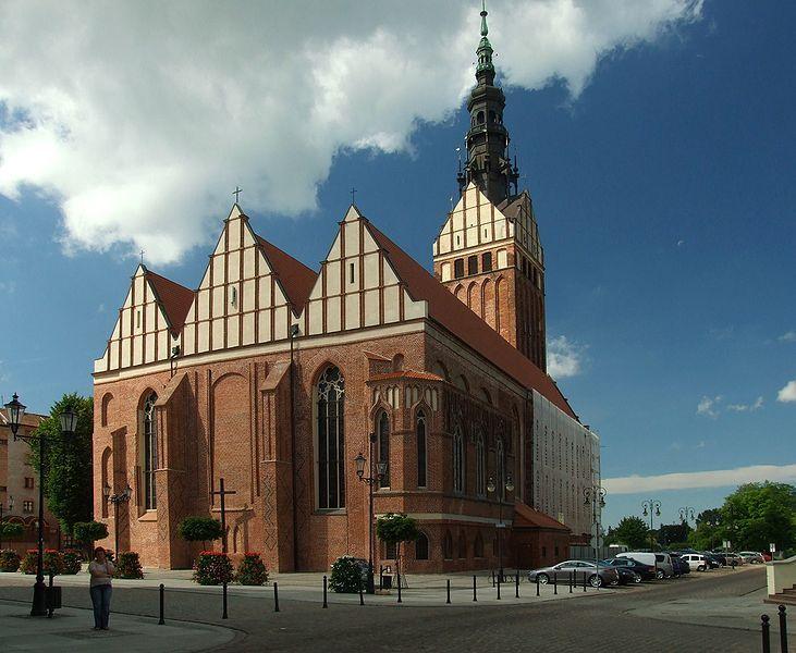 St. Nicolaus Church in Elbląg