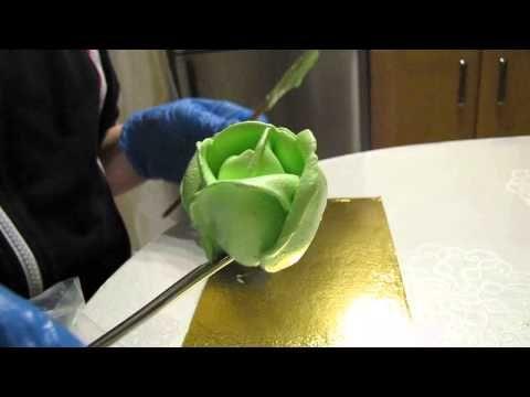 MVI 0109 Кремовые розы. - YouTube