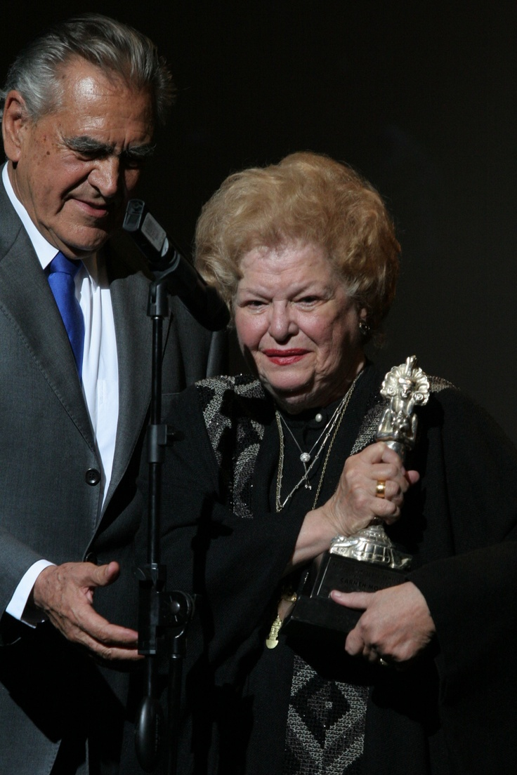 Muere la actriz Carmen Montejo