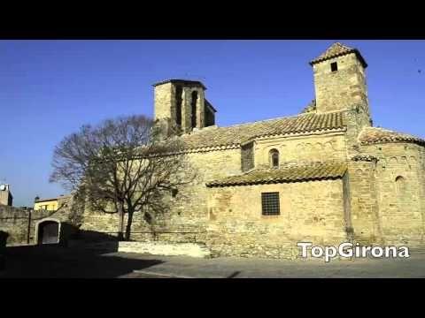 TopGirona Iglesia románica Ullastret