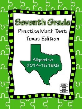 ***20% off through 3/16/2015***Includes Mapping Success Data Analysis Sheets for Students to help them better understand the results from the Practice STAAR test and to prepare for the future. The Texas math standards for the 2014-15 school year are new.