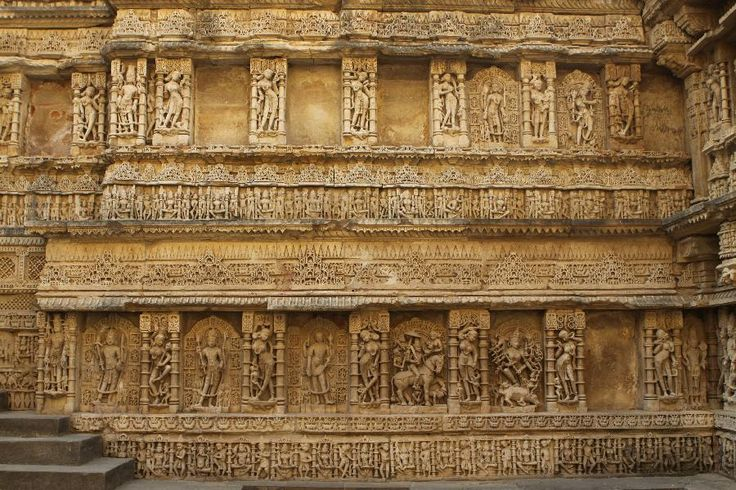 Rani Ki Vav Literaly Meaning Step Well Of The Queen Was