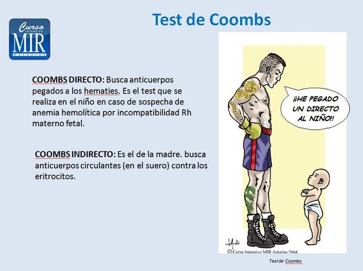 Test de Coombs - #Pediatría