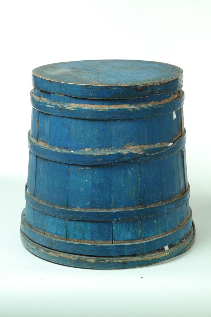 Bucket in the best original blue