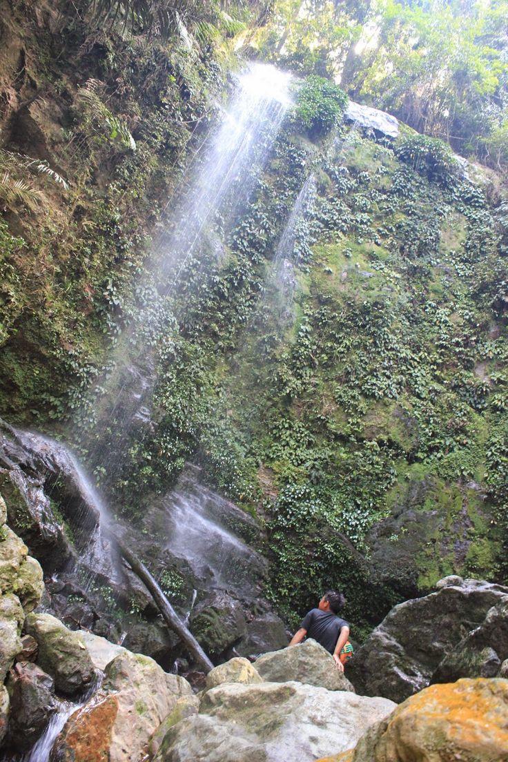 Air Terjun Selang Pangeran Sumatera Utara Sensasi Berpetualang di Alam Bebas - Sumatera Utara