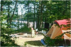 Pretty sure I just hit the Minnesota/Wisconsin campground review jackpot!  Even gives you campsite # for a great spot!