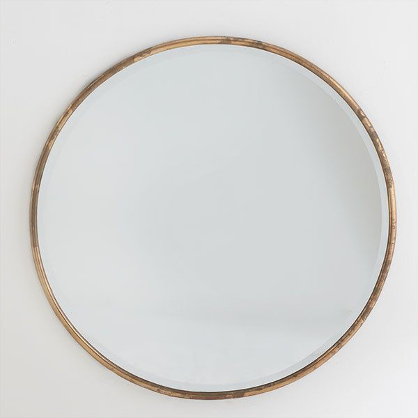 Wisteria - Mirrors & Wall Decor - Mirrors - Gilt Minimalist
