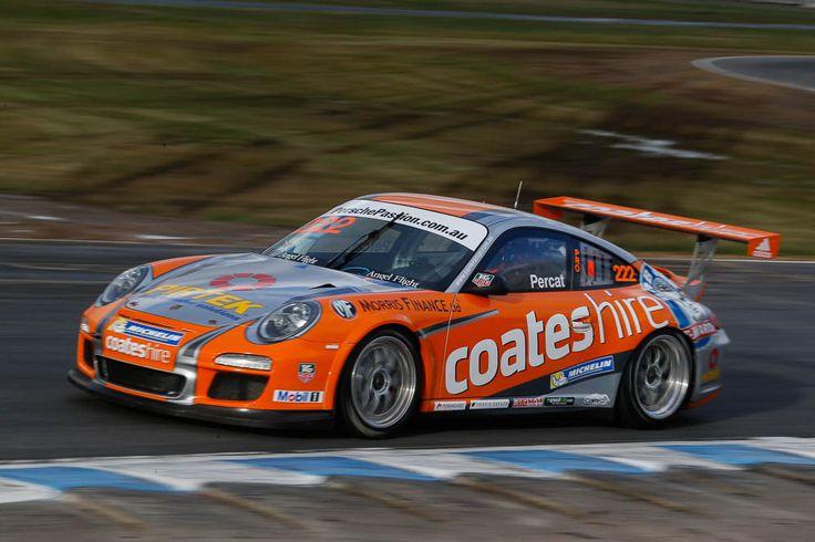 Nick Percat - Winton Raceway - 2013 - Porsche Carrera Cup Australia