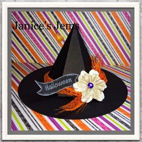 Janice's Jems: Happy Halloween #Jadedblossom #PPPR