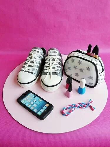 17 Best Images About 9 Year Old Birthday Cake For Girls On