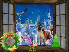 1.Dezember Das erste Türchen wird aufgemacht Wünsche dir eine schöne Adventszeit ⛄ - YouTube