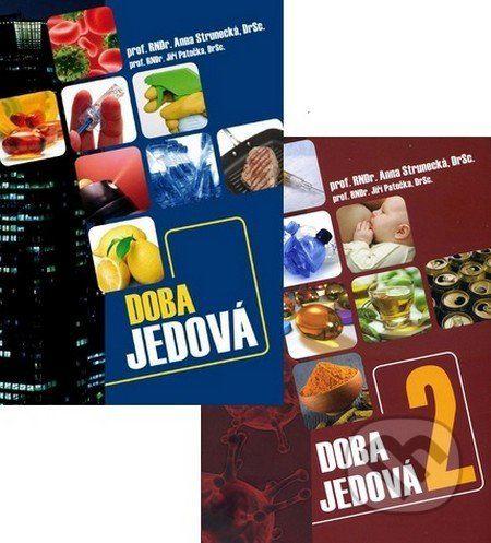 Doba jedová 1+2 (komplet) (Jiří Patočka, Anna Strunecká)