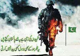 Pakistan Army! <3