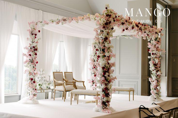 #ceremony #wedding #pink #white #love #weddingday #details #ideas #photography #mangostudios