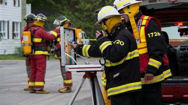Début d'incendie à Saint-Arsène | infodimanche.com