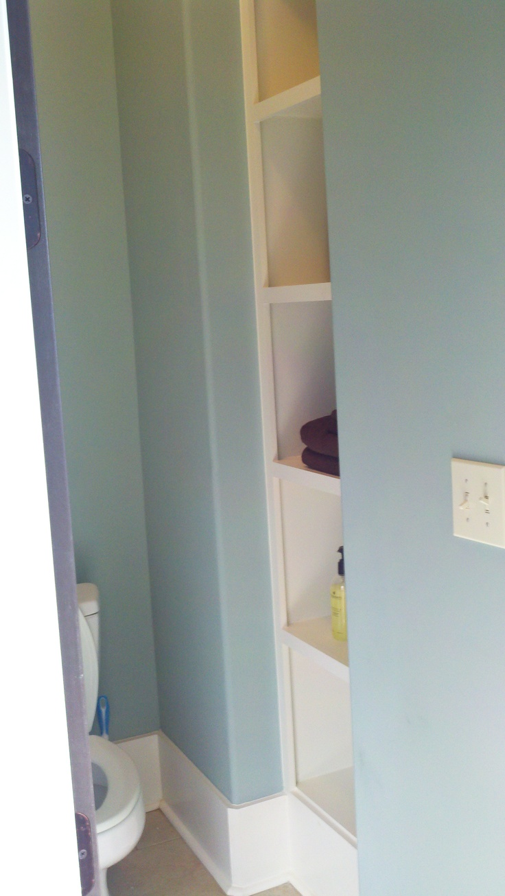 Recessed Shelves Bathroom 17 Best Images About Between The Studs On Pinterest Shelves