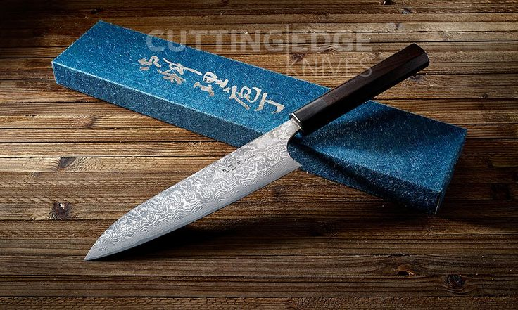 "Masakage Kumo Gyuto (7"" / 180mm)  from Cutting Edge Knives  #Japanese #Cooking #Knife"