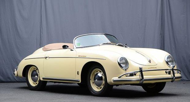 1958 Porsche 356 - 356A Speedster | Classic Driver Market