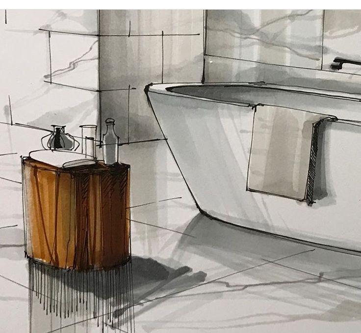 162 best Opwerken Perspectief images on Pinterest Architecture - comment dessiner une maison en 3d