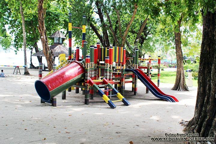 Play Ground Pulau Ayer Resort