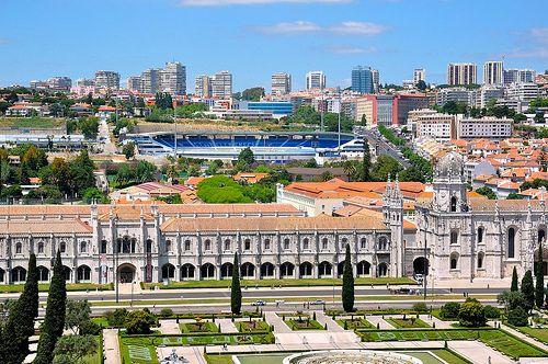 Estádio do Restelo, Lisbon, Portugal