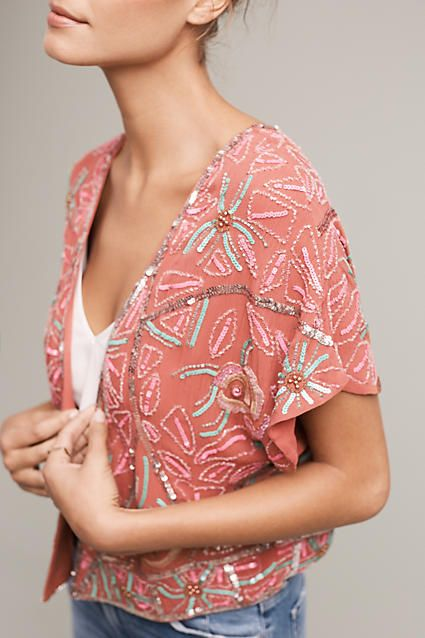 Cannelle Jacket | Anthropologie