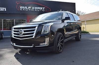 nice  2015 Cadillac Escalade Premium 4dr SUV - For Sale View more at http://shipperscentral.com/wp/product/2015-cadillac-escalade-premium-4dr-suv-for-sale-2/