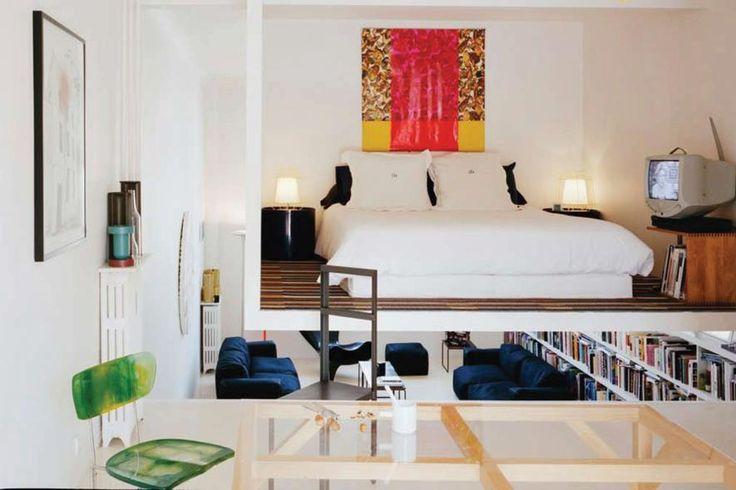 17 migliori idee su floating bed frame su pinterest for Pultrone arredamenti