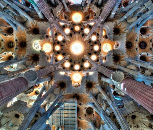 Sagrada Familia - A. Gaudí