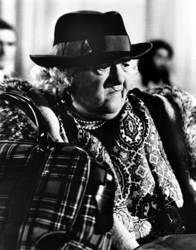 Margaret Rutherford, one of my all time faves